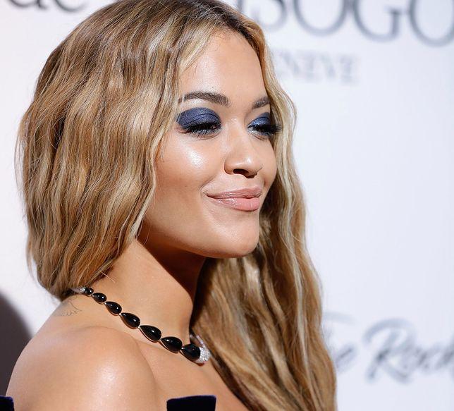 "Rita Ora na imprezie ""Love On The Rocks"""