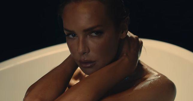 Kadr z nowego klipu Magdy Mielcarz