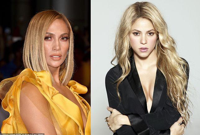 Jennifer Lopez i Shakira wystąpią na Super Bowl