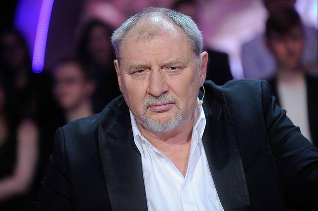 Andrzej Grabowski najwyraźniej nie ma szczęścia w miłości