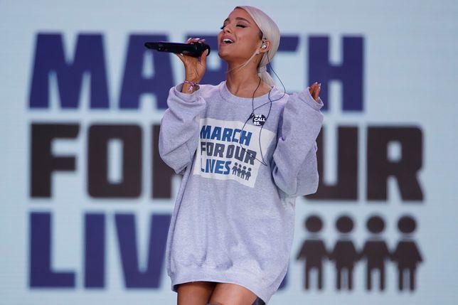 Ariana Grande tymczasowo zawiesza karierę
