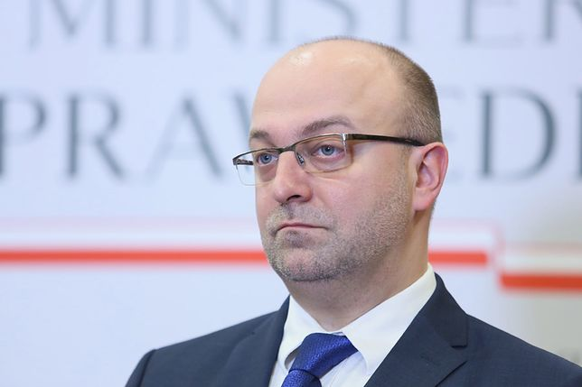 """Łukasz Piebiak. Stołeczny oddział """"Iustitii"""" zdecydował o wykluczeniu go z grona swych członków"""