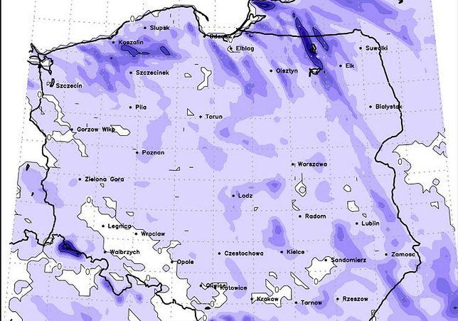 Atak zimy w Polsce. 2 grudnia cały kraj pokryje śnieg.