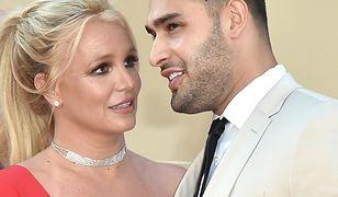 Britney Spears chciała wysłać wiadomość do swoich fanów. Przeszkodził jej chłopak