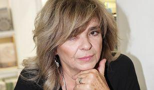 Katarzyna Grochola wspiera ofiary przemocy. Sama przez lata tkwiła w toksycznym związku