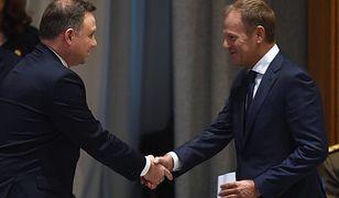 Andrzej Duda i Donald Tusk znaleźliby się w drugiej turze, gdyby wybory odbyły się w najbliższy weekend