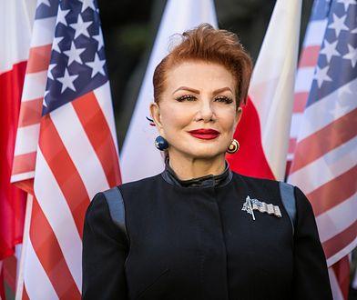 Georgette Mosbacher, ambasador USA