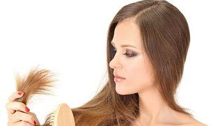 Dzielić włos na 4