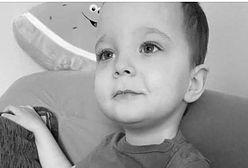 Śmierć trzyletniego Filipka Bulandy. Pożegnanie rodziców wyciska łzy