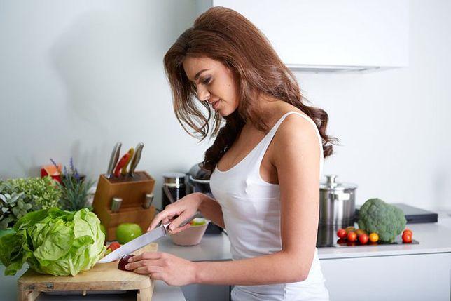Pozornie czysta kuchnia