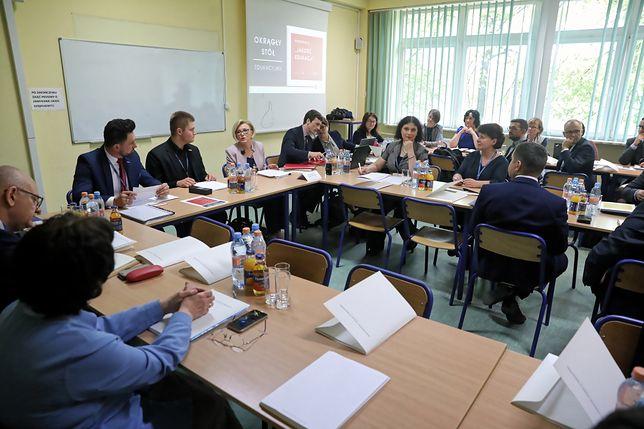 III sesja obrad okrągłego stołu ds. edukacji