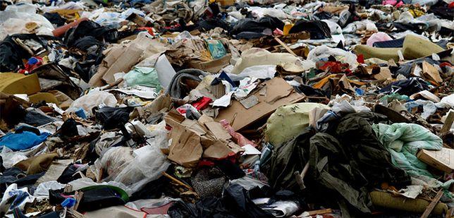 Pracownik wysypiska zginął przysypany przez śmieci