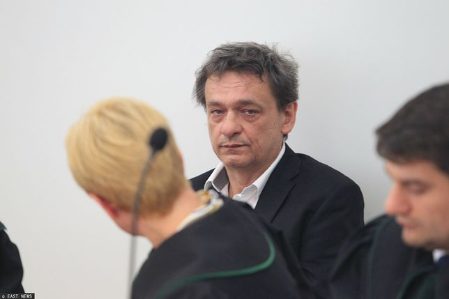 Proces Piotra Tymochowicza ruszył od początku. Oskarżony nieobecny na sali - zdjęcie z 2015 roku