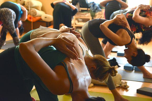 BodyART zawiera elementy jogi