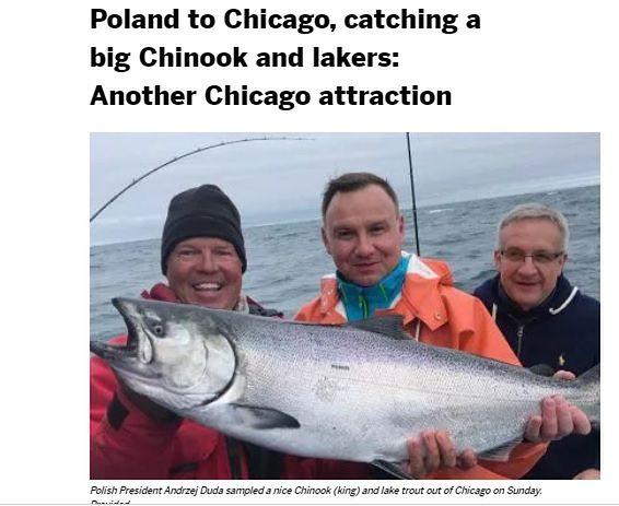 Andrzej Duda i gruba ryba. Ukryty sukces wizyty prezydenta w USA