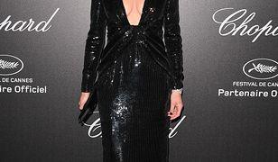 Eva Herzigova na Festiwalu Filmowym w Cannes 2019 kusi kolejnymi kreacjami