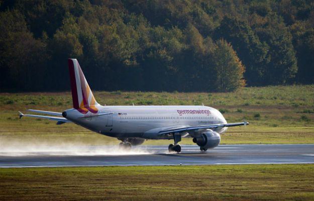 Alarm bombowy na pokładzie samolotu Germanwings