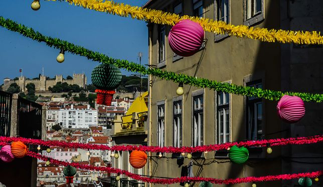 Czerwcowe Święto Lizbony – zabawa, muzyka i sardynki