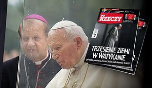 Okładki tygodników. Trzęsienie ziemi w Kościele, słabnący prezes PiS