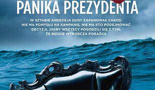 """Okładki tygodników. Panika prezydenta. """"Newsweek"""" o kulisach kampanii Dudy"""