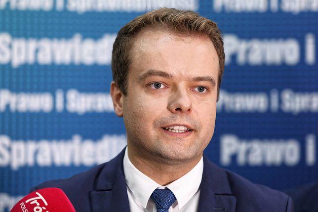 Rafał Bochenek zostanie przewodniczącym sejmiku województwa małopolskiego