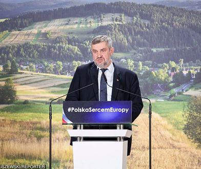 """Minister rolnictwa Jan Krzysztof Ardanowski """"ułaskawił"""" krowy z Deszczna"""