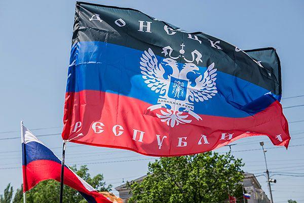 Separatyści z Donbasu ogłaszają jednostronny rozejm