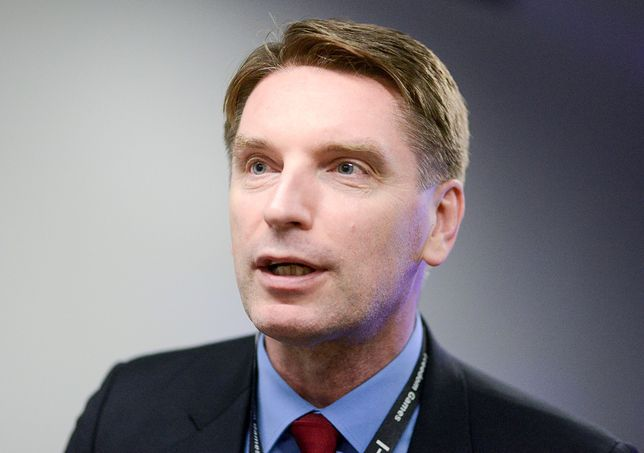 Dziennikarz Tomasz Lis
