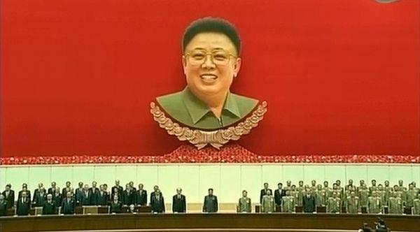 Obchody drugiej rocznicy śmierci Kim Dzong Ila w Korei Północnej