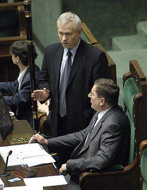 Awantura dwóch marszałków w Sejmie