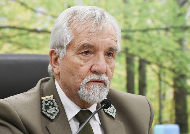 Szef Lasów Państwowych odwołany. Był bliskim współpracownikiem Szyszki