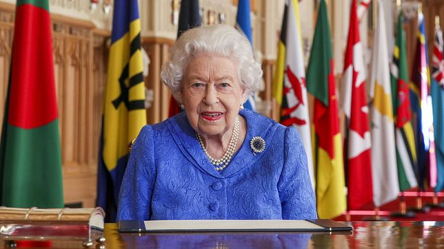 Królowa Elżbieta II uwielbia psy rasy corgi