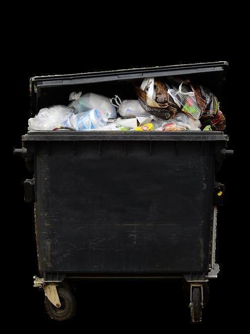 Katowice. Miasto zapowiada podniesienie cen za wywóz śmieci.