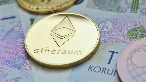 Wartość Ethereum nadal rośnie. Kryptowaluta przebiła barierę 2500 dolarów