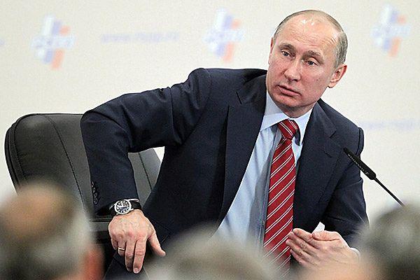Putin: Rosja we współpracy z Czerwonym Krzyżem wysyła pomoc na Ukrainę