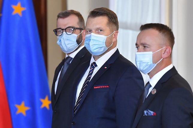 Rekonstrukcja rządu. Przemysław Czarnek w ogniu krytyki opozycji