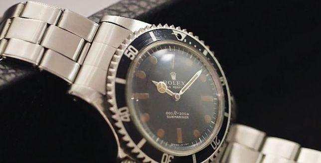 Rolex Jamesa Bonda z 1973 roku do kupienia na targach w Genewie