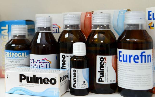 Wycofane z obrotu leki zawierały fenspiryd