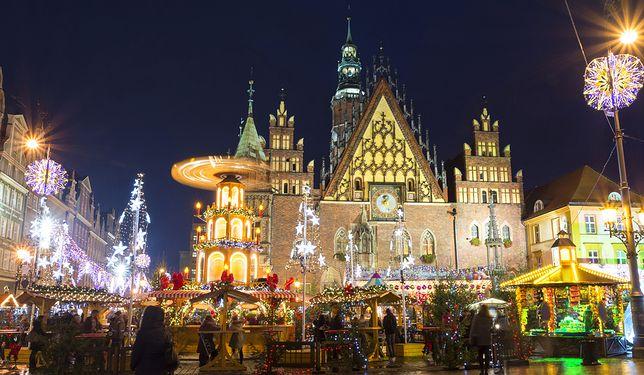Polskie jarmarki bożonarodzeniowe uważane są za jedne z najpiękniejszych w Europie