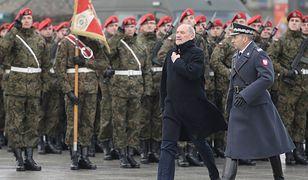 Były minister obrony Antoni Macierewicz