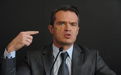 Sławomir Nowak złożył dymisję z funkcji ministra transportu