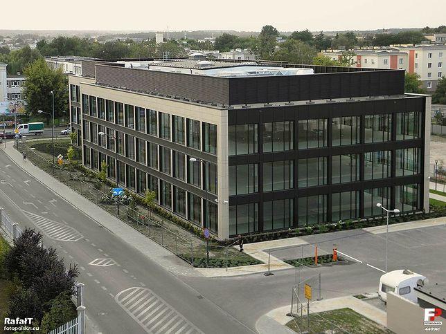 Polska Grupa Zbrojeniowa ma swoją siedzibę główną w Radomiu