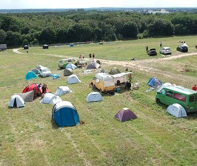 Domówka Pol'and'Rock: Zorganizowani festiwalowicze zjeżdżają się do Kostrzyna nad Odrą