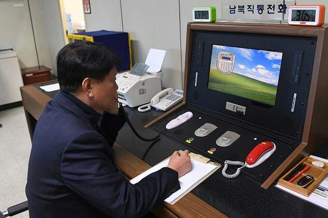 """Donald Trump straszy Kim Dzong Una swoim """"przyciskiem nuklearnym"""". Mimo tego Koreańczycy zaczynają rozmawiać"""