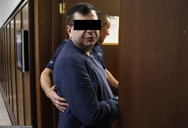 Zbigniew S. z zarzutami. Miał obrazić sędzię