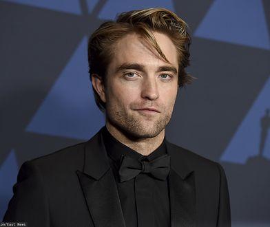 """Robert Pattinson marzenia o grze w nowym """"Batmanie"""" będzie musiał odłożyć na później"""
