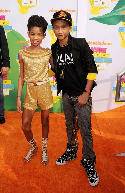 Willow i Jaden Smith