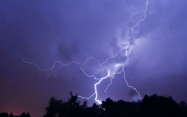Sprawdź, gdzie jest dziś burza