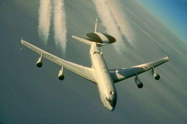 Samolot typu AWACS