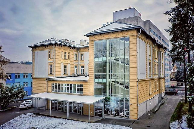 Cieszyn. Za 15 mln zł zmodernizowano pawilon Szpitala Śląskiego.